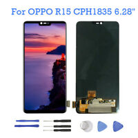 For OPPO R15 CPH1835 6.28 inch LCD Display Touch Screen Digitizer Assembly DL01