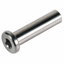 Road Brake Caliper Mounting Nut 34mm Extra Long Xl for Aero Fork Chrome 34/31mm