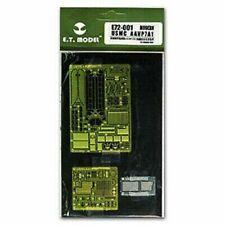 ET Model E72001 1/72 Modern US AAVP-7A1 Detail Up Set for Dragon 7233