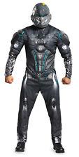 Disguise Men's Halo Spartan Locke Muscle Costume