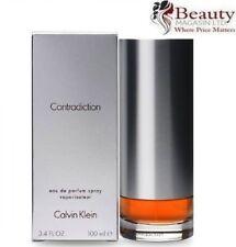 CALVIN KLEIN CONTRADICTION EAU DE PARFUM 100ML SPRAY - WOMEN'S FOR HER. NEW