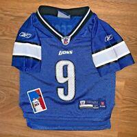 Matthew Stafford Detroit Lions Toddler Jersey Reebok size 2T NFL Football Boys