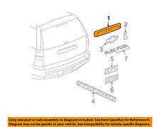 Chevrolet GM OEM Liftgate Tailgate Hatch-Applique Window Trim 22777529