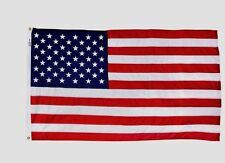 New Us4Pn Valley Forge 4' X 6' Sewn Stripes Emb Stars Nylon U.S.A. American Flag