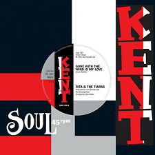 Dore Strings Gone With The Wind Is My Love (ins) Northern Soul 45 (kent) 60s