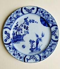 Assiette japonisante Creil et Montereau. Barluet et Cie 1876. TBE