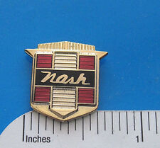 NASH  emblem - hat pin , lapel pin , tie tac , hatpin GIFT BOXED (Q)