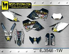 Husaberg FE 400 450 501 550 650 2001 up to 2005 graphics decals kit Moto StyleMX