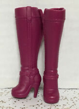 Barbie Doll Fashionistas Fashion Fever Western Cowboy High Heel Boots Shoes