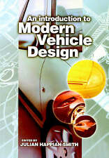 Introduction to Modern Vehicle Design by Elsevier Science & Technology...