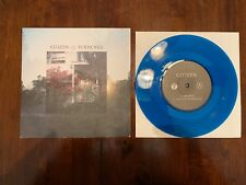 "Citizen/Turnover - Split 7"" Vinyl (Sea Blue, First Pressing, /800)"