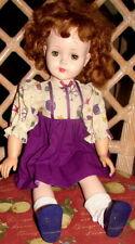 "Vtg American Character Doll Sweet Sue Walker 24"" Jointed Knees & Elbows As Is"