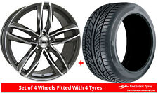 """Alloy Wheels & Tyres 19"""" DRC DAA For Audi A6 [C6] 04-11"""