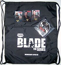 Blade The Series - Backpack Plus Extras - Official Spike TV Licensed Product New
