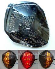 SUZUKI GSXR 1000 SMOKED LED REAR LIGHT WITH INDICATORS 2003 2004 GSXR1000 K3 K4