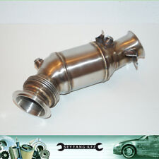 76mm Acero Inox. Downpipe BMW N55 M135i 335i 435i F20 21 30 31 32 34 - hasta