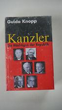 Guido Knopp - Kanzler - Die Mächtigen Der Republik - Ungelesen - (K31)