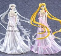 Sailor Moon Tsukino Usagi PVC 25cm Action Figure Collector Figurine Toy Boxed