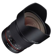 Rokinon 10mm F2.8 ED AS NCS CS Ultra Wide Angle Lens for Canon EF-S