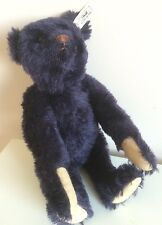 Steiff Teddy Bear 1909 Dark Blue 35 Replica 1998 EAN 406508