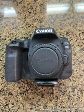 Canon EOS 90D DSLR 32.5MP Camera (Body Only) w/ 4K UHD and 120FPS FHD