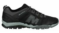 Merrell Riverbed 2 Mens Size 10 Black & Gray Hiking Trail Shoes Sneakers J000659