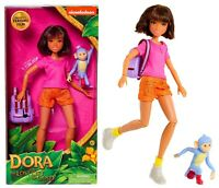 """Nickelodeon's Dora and the Lost City of Gold Adventure Dora Doll 12"""" Inches NEW"""