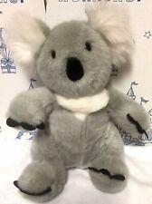 "Build A Bear Workshop Koala Bear Kuddly Toy Stuffed Animal Doll Teddy gray 16"""