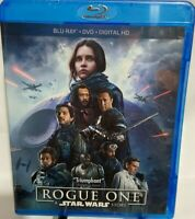 Rogue One: A Star Wars Story  Blu-ray+DVD+Digital, Widescren, Gareth Edwards