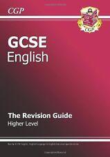 GCSE English: Revision Guide (for GCSE English and GCSE English Literature) (CG