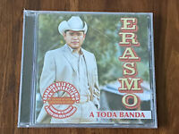 A Toda Banda * by Erasmo (CD, Apr-2006, Sony BMG)