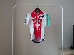 Assos Cycling Equipe RS 13 Aero Jersey Size S