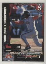 1994 Split Second Arizona Fall League All-Stars Alex Ochoa #19