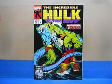 THE INCREDIBLE HULK Volume 1 #407 of 474 1962-97 Marvel Comics Uncertified