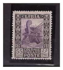 Libya 1924 - Pictorial Cent 55 New BC