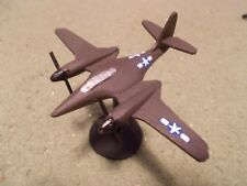Built 1/144: American McDONNELL XP-67 MOONBAT Prototype Fighter Aircraft USAAF