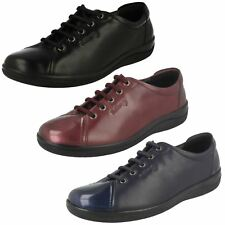 PADDERS LADIES LACE UP WIDE FIT SHOE GALAXY 2
