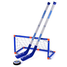 Hover Hockey Set Goal Indoor Outdoor Training Toys Sports For Boys Girls TH1438