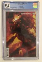 "Dark Nights: Death Metal #1 CGC 9.8 Stanley ""Artgerm"" Lau variant 2020 Batman"