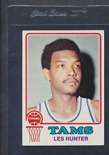 1973/74 Topps #263 Les Hunter Tams EX *189