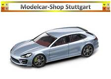 Porsche Panamera Sport Turismo bleu métallique Spark 1:43 WAP0200170E fabrique