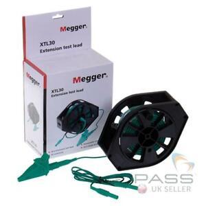 *NEW* Megger XTL30 Extended Test Lead (30 m)