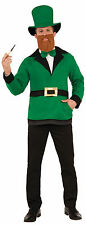 Adult Leprechaun Set Costume St. Paddy's Day St. Patricks Unisex Adult One Size