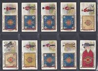 TADDY - TERRITORIAL REGIMENTS - FULL SET OF 25 CARDS