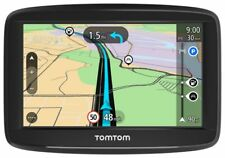 "TomTom Start 52 Sat Nav GPS 5"" Full Europe Lifetime Map Updates Lane Assist"