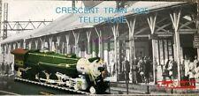 Telemania 1925 Crescent Locomotive Train Phone