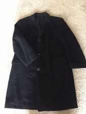 VINTAGE 100% CASHMERE OVERCOAT BY THE LONDON SHOP BY WORKERS OF AMERICA