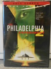 The Philadelphia Experiment 2 (DVD 2005) RARE SCI FI ACTION THRILLER 1993 NEW