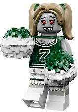 LEGO MINIFIGURES SERIE 14 Zombie Cheerleader 71010 Monsters Nuevo / New