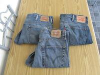 Mens Vintage Levi 569 Jeans Grade A W32 33 34 36 38 40